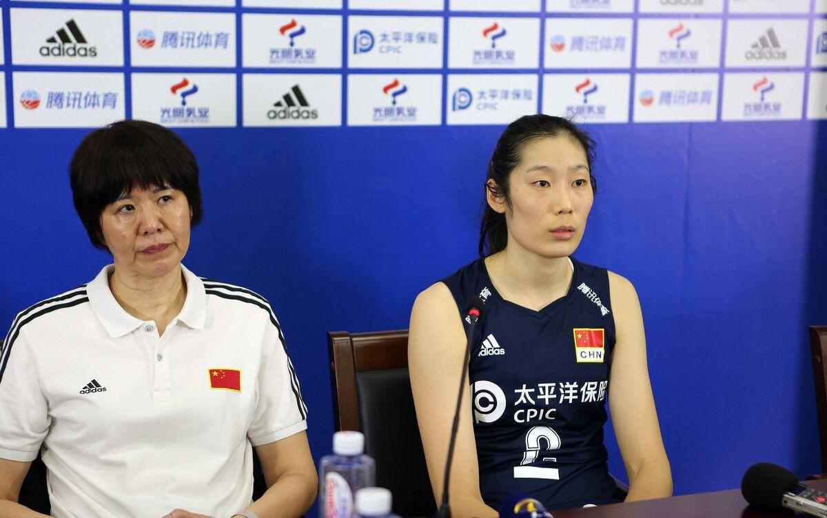 朱婷龚翔宇传伤病隐忧,中国女排奥运争冠遇麻烦