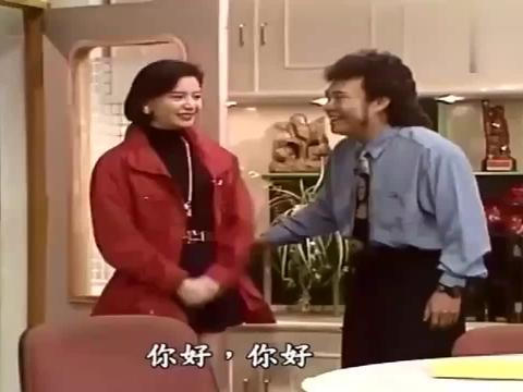 龙兄虎弟:曾华倩要看张菲台本,菲哥声称都是英文你看不懂