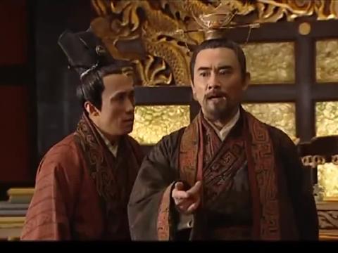 古装:杨玉环接见皇甫惟明,竟然用军中礼节,赶脚像作秀