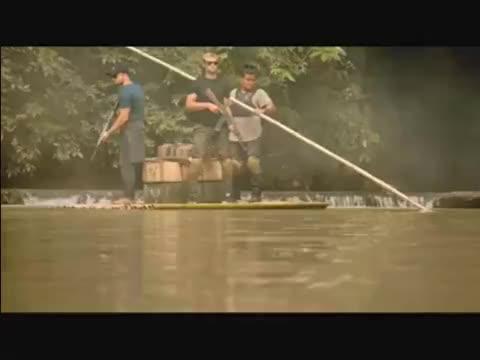 最猛的动作大片 号称印度版的夺命兰博
