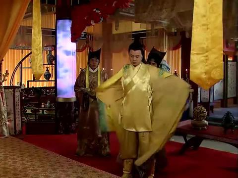 包青天:皇上看着玉佩,想到小时候,父王对自己说的话