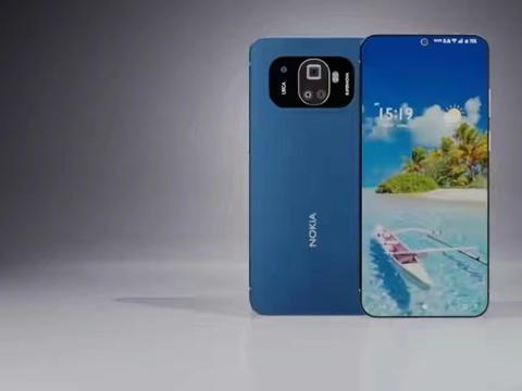新版诺基亚7210曝光:5500毫安+骁龙888Pro,还有144Hz高刷