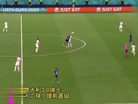 意大利欧洲杯夺冠?单场又轰三神仙球:两无解远射+犀利长传快攻