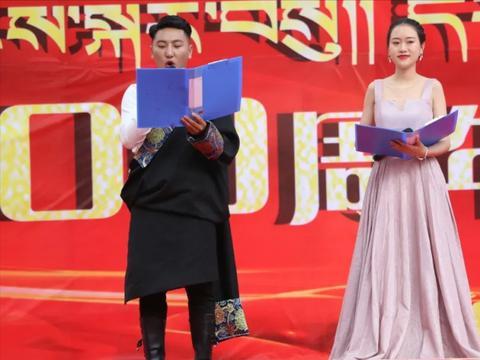 四川省巴塘县中学校园文化艺术节隆重举行
