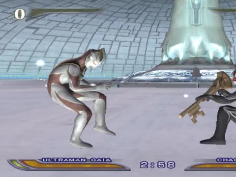奥特曼格斗进化:盖亚然后阿古茹能量能摧毁奥特之枪吗