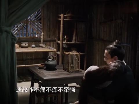 三生三世:杨幂向夜华吐槽,她养蛇的艰辛,却不知那蛇就站她面前