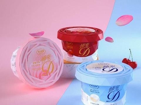 肖战同款冰淇淋,来自蒂兰圣雪的绝妙口感