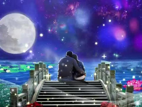 情歌对唱,一首《真心爱着你用心陪伴你》瞬间听哭分手的人