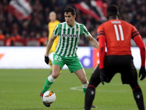 欧洲杯比利亚雷亚尔签下HTH曼迪,攻防转会获大增强