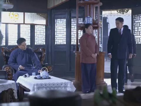 刀光枪影:秋山恳求任爷前去宴会,将军也想拉拢任爷