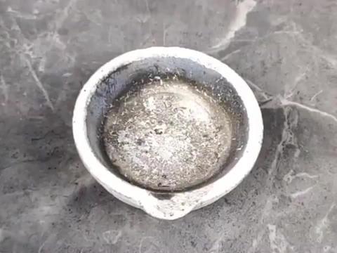 爷爷给我留下的银元,被我亲手加工成现代工艺品
