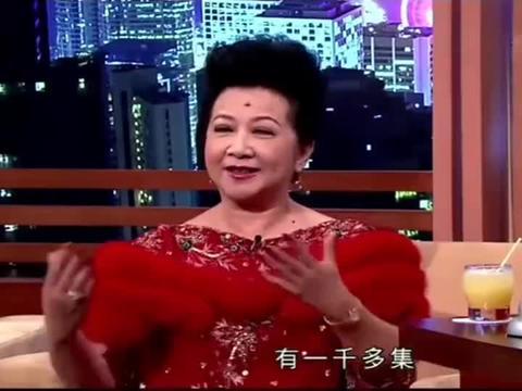 薛家燕跳了几十年的十字步,一起欣赏一下