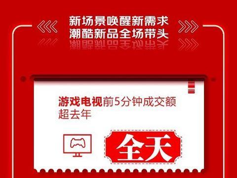 京东618零点战报:新场景助推新兴家电品类快速增长