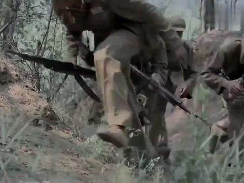 三八线:任你铁皮又如何!志愿军金旺一番布置,直接炸掉敌人坦克