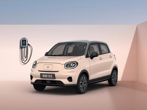 换装磷酸铁锂电池 配置升级 零跑T03新增车型上市售6.98万元起
