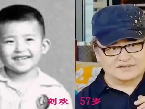 明星童年照,林青霞从小美到大,孙红雷眼睛不小,对比变化大