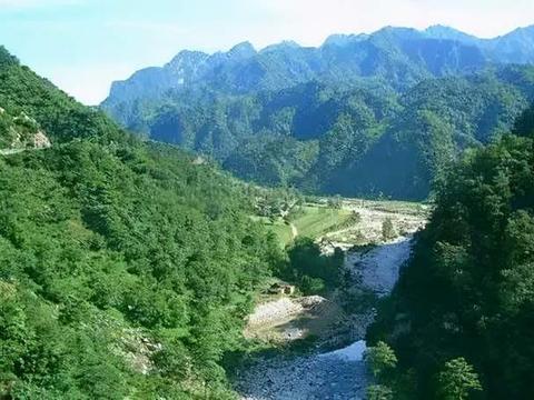 陕西省自然资源厅专项工作组赴秦岭生态保护区进行调研