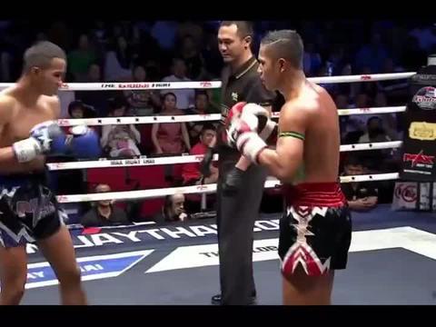 MMA十大最佳KO瞬间,第一个转身肘击,裁判都看呆了