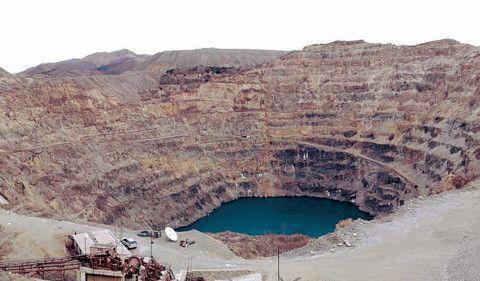 别羡慕老外,我们也有自己的钻石矿山(1098克拉世界第三大钻石)