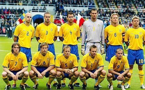 欧洲杯:瑞典主场强势,轻松拿下斯洛伐克,进球得分