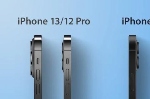 IPhone13信息全曝光,心心念念的神机来了!