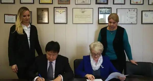 中国影视公司向俄总统办公厅购买中苏合拍纪录片版权
