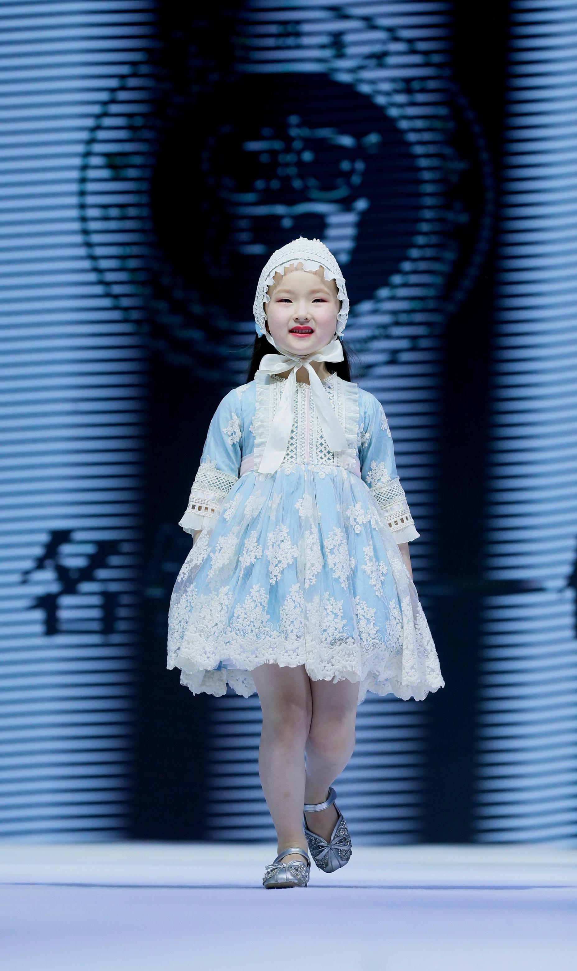 第三届中国童装产业博览会在山东即墨开幕