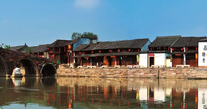 杭州这处宋代古镇,免费开放,名气不及乌镇,风景却一点不差