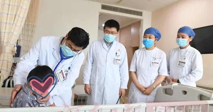 阜外华中心血管病医院牵手中国青年创业就业基金会救助贫困先心病患儿