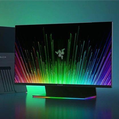 雷蛇发布全新战鹰显示器 2K+165Hz售价6999元【推仔说新闻】