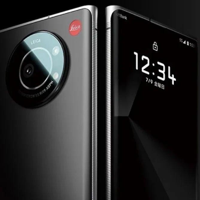 搭载夏普IGZO OLED!售价11000元!徕卡自己手机来了....