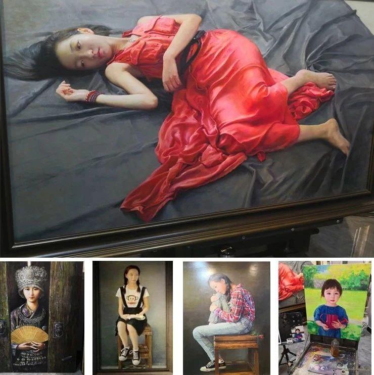 【名单公布】江北专场:跟油画名家(中央美院高材生)学素描写生色彩绘画技法