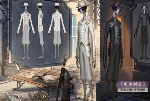 第五人格国际服周年庆爆出10件皮肤,雕刻家的花嫁即将上线