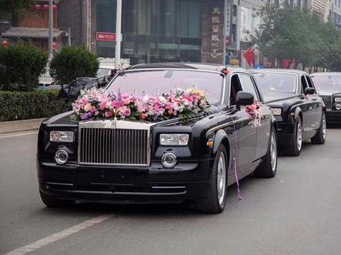 三大适合做婚车的豪华车推荐,BBA、劳斯、宾利都OUT了