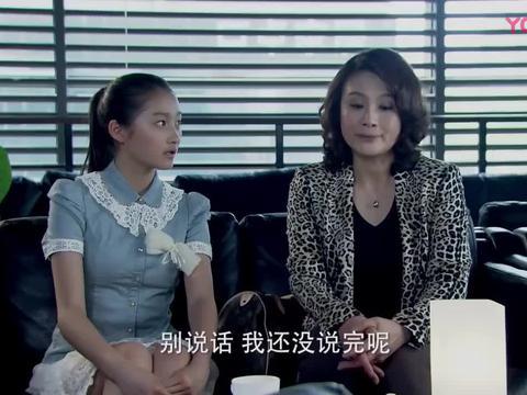 影视:关晓彤妈妈希望朱雨辰,教关晓彤道理,朱雨辰拒绝
