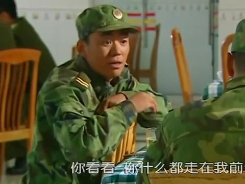 """士兵突击:成才讨厌许三多的笑,尤其是他的两排""""大白牙""""!"""