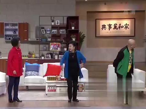 《亲家来了》片段,潘长江相亲闹乌龙,陈寒柏吃醋太搞笑
