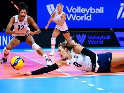 积分榜:3-0!女排卫冕冠军13连胜领跑,中国女排基本无缘总决赛