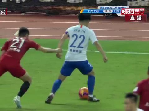 回顾:足协杯,大连一方2-3上海申花,上海上港0-2山东鲁能