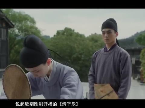 清平乐:江疏影、张天爱男装扮相,俊朗灵动,宋仁宗还真是难选