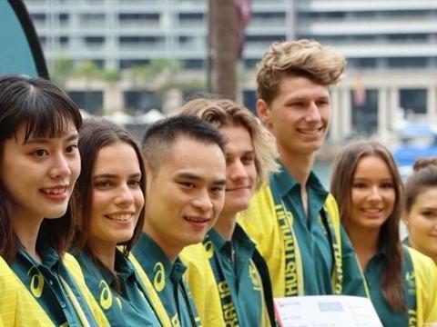 又一名中国跳水冠军入澳籍参赛,坚称自己还是中国龙,有何目的?
