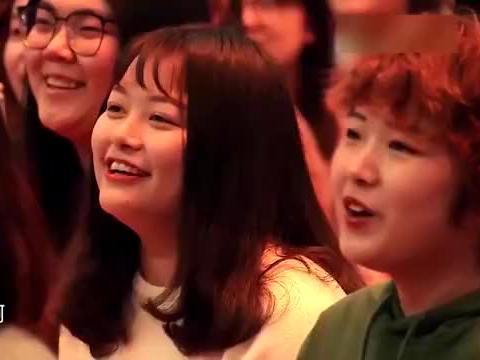 郭麒麟高能片段:喜欢我的观众什么样?粉丝送大葱西兰花给岳岳!