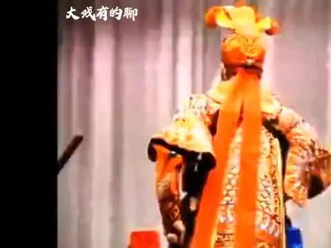 失传的汪派老生唱段,何玉蓉1989年《刀劈三关》反二黄原板