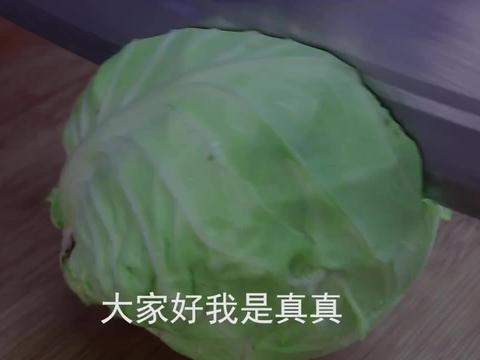 包菜最好吃的做法,家宴老师傅教会你,比红烧肉还香,4分钟出锅