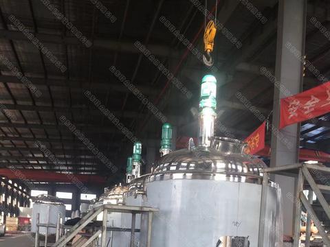 不锈钢搅拌器分为混合、搅动、悬浮、分散等常见的四种方式