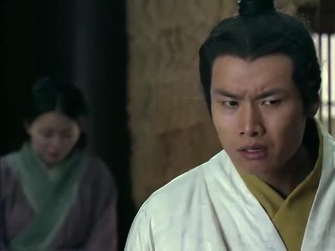 楚汉传奇:老宫女去找子婴:你要继续这样,才可以活命!