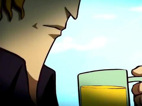 刺客伍六七:山鸡王攻击太弱,老大很生气,要用他做白切鸡!