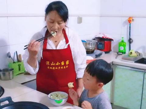 饺子最好吃的做法,香嫩爽口,营养下饭,做好了比吃红烧肉还香