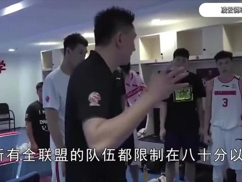 杜峰名场面语录:二十分算个屁!优秀的球员都是被骂出来的吗?