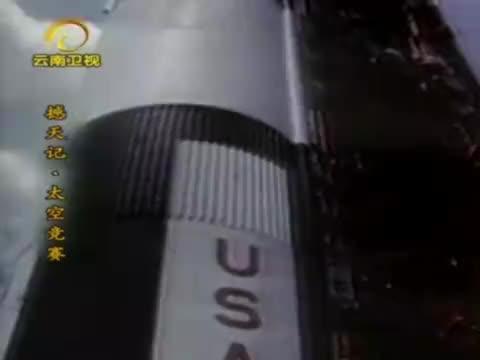 美国测试登月火箭,巨大洪流托举火箭上升,气浪掀翻5公里房顶